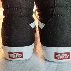 Men's hightop dhoes